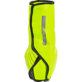 PEARL iZUMi P.R.O. Barrier WxB Shoe Covers, screaming yellow